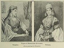 rencontre femme juive marocaine