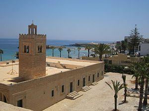 Monastir, Tunisia - Image: Mosque Monastir