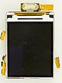 Motorola RAZR V3 - main display and loudspeaker-92225.jpg