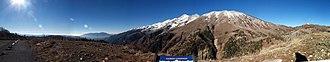 Mount Nebo (Utah) - Image: Mount Nebo By Phil Konstantin