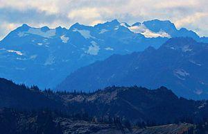 Mount Christie (Washington) - Mount Christie