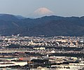Mount Fuji from Mount Zao (2016-12-06).jpg