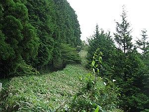 Mount Naka Katsuragi - Image: Mount Nakakaturagi 3