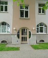 Muesersiedlung beamtenw Eingang IMGP4692 wp.jpg