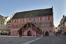 Ancien hôtel de ville de Mulhouse