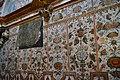 Mur de la capella del palau episcopal d'Albarrasí.JPG