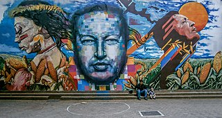 Hugo Chávezs cult of personality