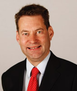 Scottish Conservative Party leadership election, 2011 - Image: Murdo Fraser MSP20110510