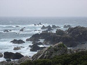 Muroto, Kōchi - Muroto-Anan Coast Quasi-National Park