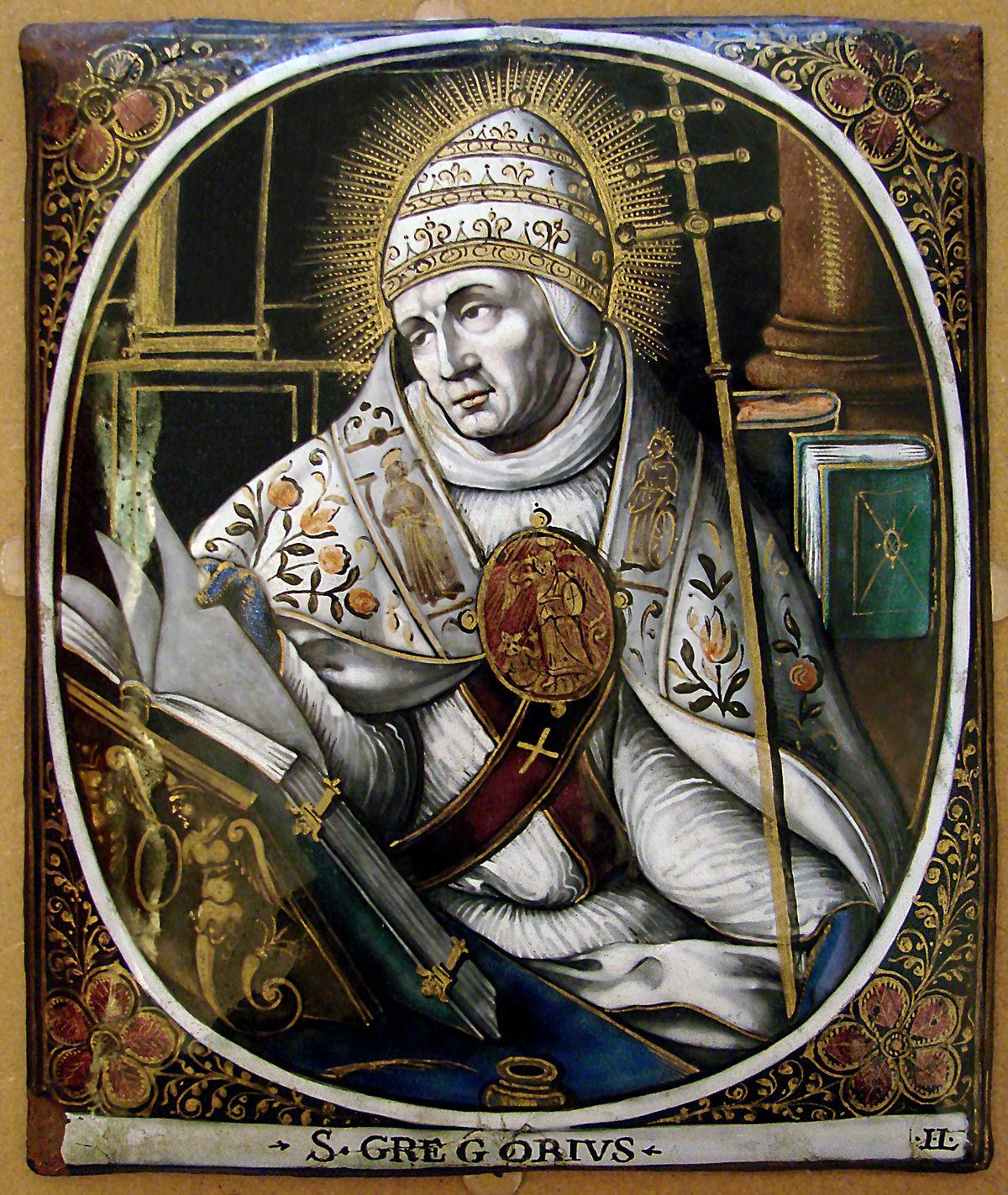 """Резултат с изображение за """"Св. папа Григорий III."""""""