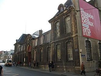 Museum of Fine Arts, Reims - The museum
