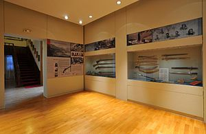 Museum for the Macedonian Struggle (Thessaloniki) - Museum of the Macedonian Struggle, Hall A