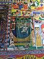 Muurschilderingen in een kerk aan het Tanameer in Ethiopië (6821424925).jpg