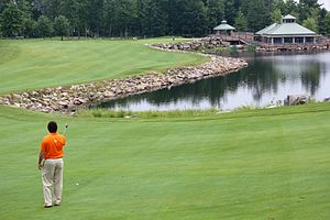 Farmington, Pennsylvania - Mystic Rock golf course at Nemacolin Woodlands Resort