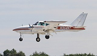 Cessna 310 twin-engine general aviation aircraft