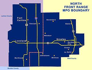 North Front Range Metropolitan Planning Organization