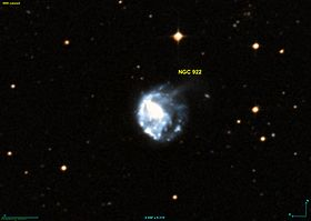 Image illustrative de l'article NGC 922