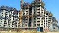 NGO housing under construction in Amaravati (March 2019) 07.jpg