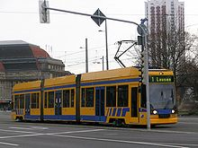 Straßenbahn Leipzig Wikipedia