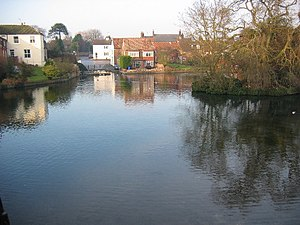Nafferton - Image: Nafferton Pond