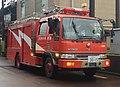 Nagaoka City Fire engine.jpg