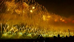 ファイル:Nagaoka Festival Fireworks 2015 Phoenix 20150802 (No audio version).webm