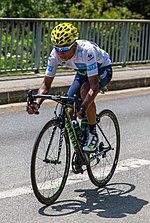 Кинтана на Тур де Франсу 2015.