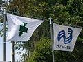 Nakano Flags.JPG