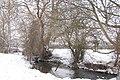Nant Rhyd-Y-moch in the snow - geograph.org.uk - 784734.jpg