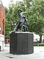 National Firefighters Memorial, Sermon Lane, London.jpg