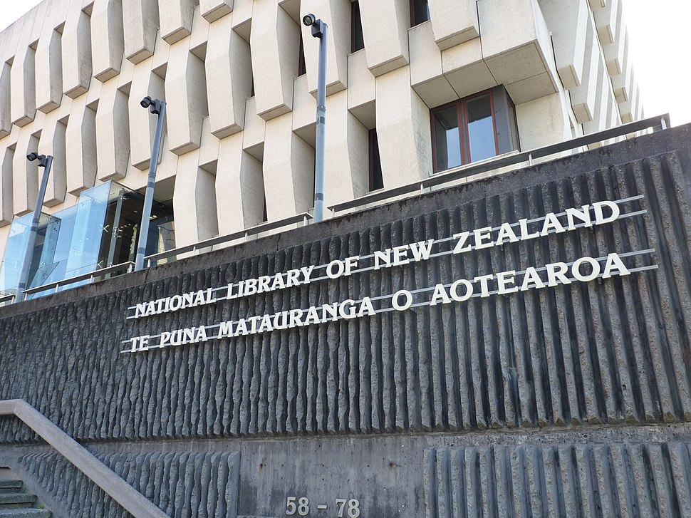 National Library of New Zealand, Wellington, New Zealand (49)
