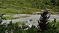Nationalpark Hohe Tauern - Gletscherweg Innergschlöß - 08 - Zusammenfluss von Viltragenbach und Schlatenbach zum Gschlössbach.jpg