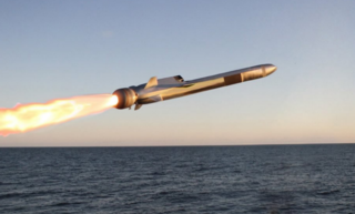 Naval Strike Missile Anti-ship or land attack cruise missile