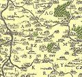 Nejstarší vyobrazení Kouřimského kraje na Aretinově mapě r. 1619.jpg