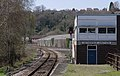 Netherfield railway station MMB 13.jpg