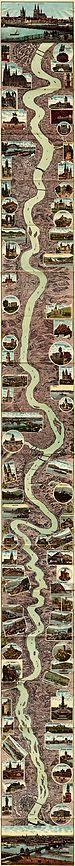 Neuestes rhein panorama von mainz-cöln 1909.jpg