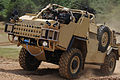 New Jackal vehicle demonstrated at DVD 2008, Millbrook Proving Ground. MOD 45147794.jpg