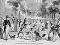 New Orleans, LaFayette Square, Ballou 1854.jpg