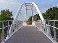 New footbridge, Easthampstead - geograph.org.uk - 876413.jpg