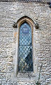 Newgate Street, Hertfordshire, St Mary's Church 05 - South transept east window.jpg