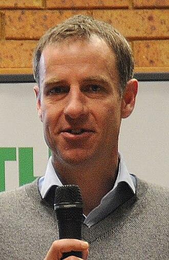 Tasmanian state election, 2010 - Image: Nick Mc Kim June 2010