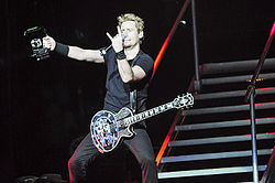 Nickelback @ Perth Arena (17 11 2012) (8261243276).jpg