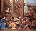 Nicolas Poussin - Adoration of the Magi - WGA18287.jpg