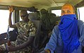 Nigerien soldiers escorting Francis Tapon through the Ténéré desert.jpg
