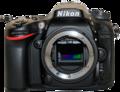 Nikon D7200 01-2016 img2 body front transparent.png