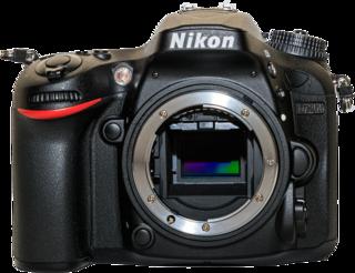 Nikon D7200 Digital single-lens reflex camera
