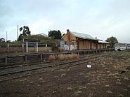 Nimmitabel Station 2009-03-31