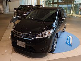 Nissan Lafesta Highway Star 2013 Nissan Global Headquarters Gallery.jpg