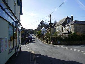 Niton - Niton village