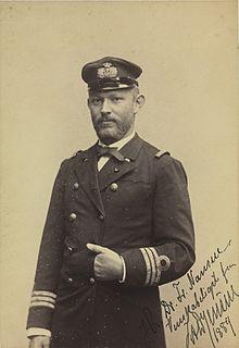 J. A. D. Jensen Danish explorer